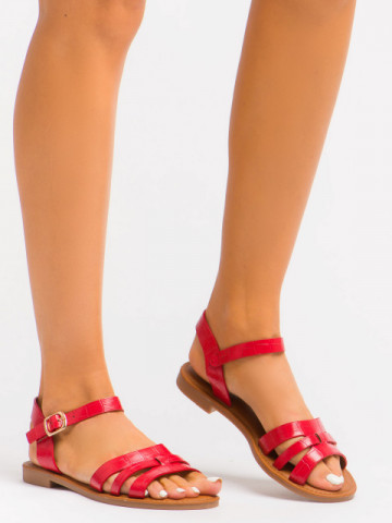 Sandale cod C1076 Red