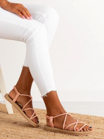 Sandale cod S411 Pink