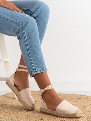 Sandale cod W1 Beige