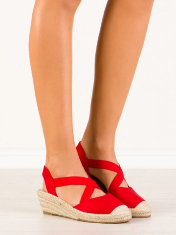 Sandale cod XQ155 Red