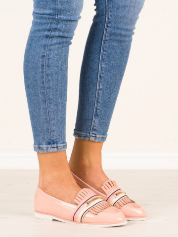 Pantofi casual cod 6216-20 Pink