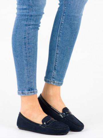 Pantofi casual cod FM2958-3 Blue