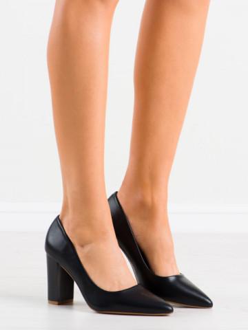 Pantofi cu toc cod ND112-1