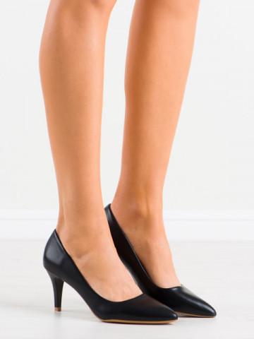 Pantofi cu toc cod ND117-1