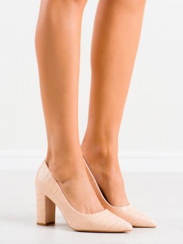Pantofi cu toc cod ND119-69
