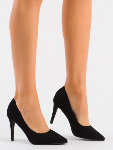 Pantofi cu toc cod XKK250 Black