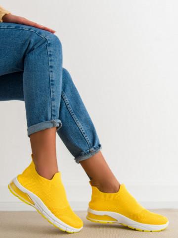 Pantofi sport cod 0120-2 Yellow