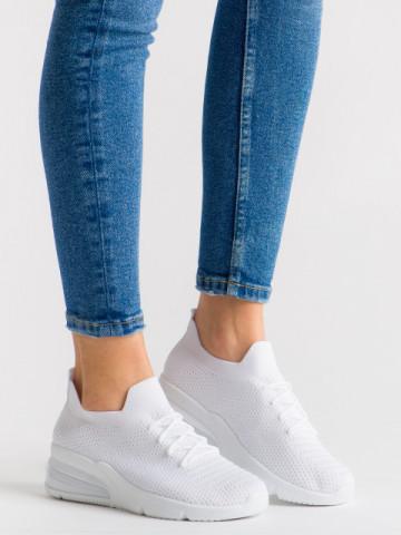 Pantofi sport cod 113-29Y White