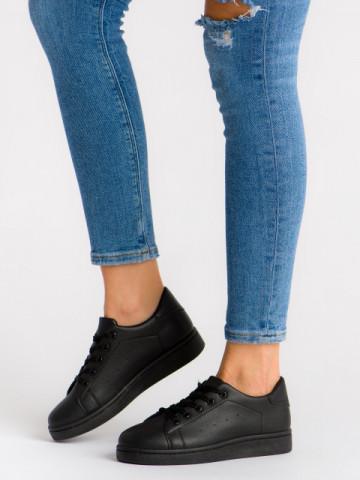 Pantofi sport cod 118-1 Black/Black