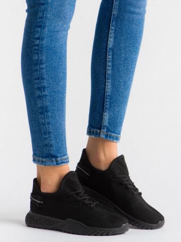 Pantofi sport cod 1659 Black