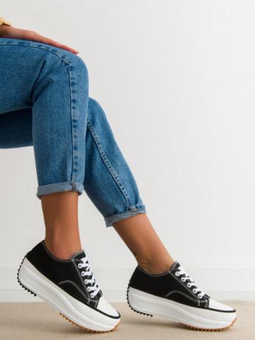 Pantofi sport cod 1819 Black