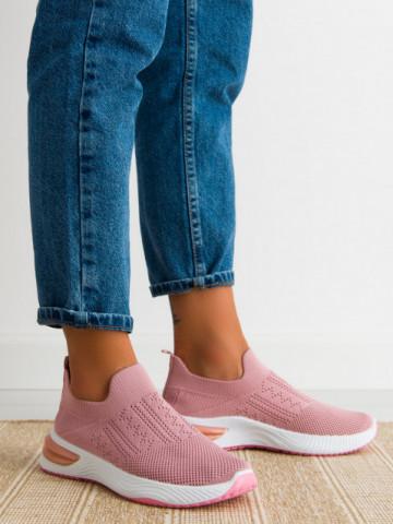 Pantofi sport cod 2046 Pink