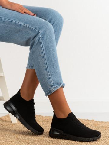 Pantofi sport cod 2056 Black