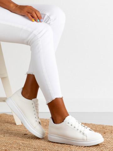 Pantofi sport cod 23-29 White