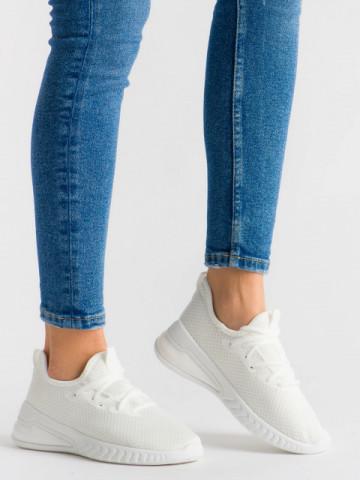 Pantofi sport cod 3023-1Y White