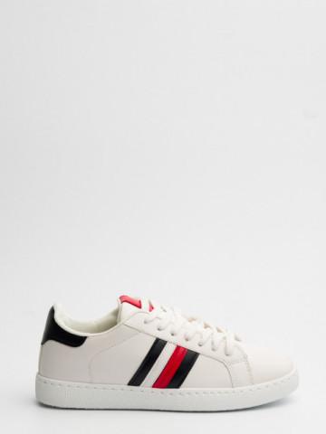Pantofi sport cod 418 White