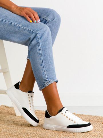 Pantofi sport cod 6110 Black