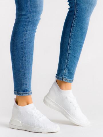 Pantofi sport cod 7057-Y White