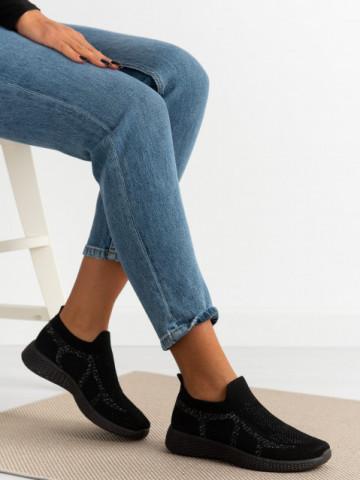 Pantofi sport cod 781-2 Black