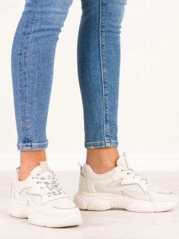 Pantofi sport cod 7939-SP Beige