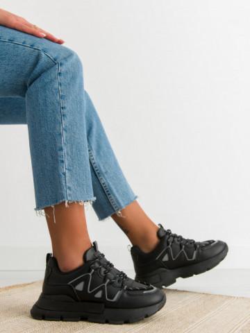 Pantofi sport cod 99-32 Black