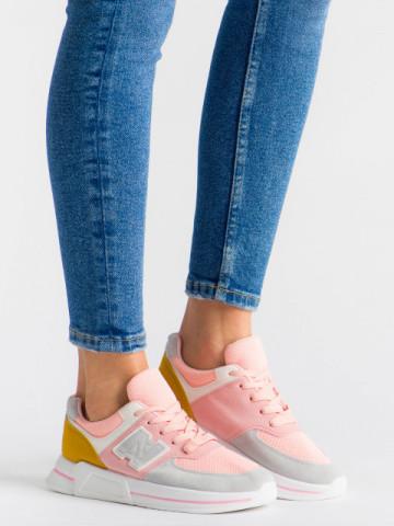 Pantofi sport cod ABC-311 Pink
