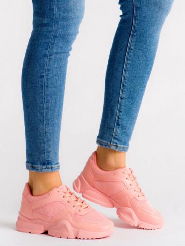Pantofi sport cod B02 Pink
