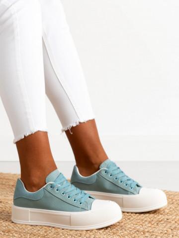 Pantofi sport cod B21-45 Blue