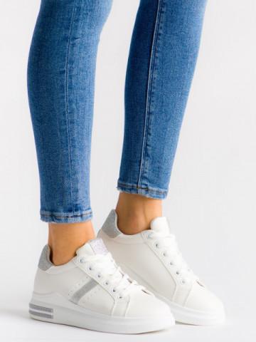 Pantofi sport cod BL202 Silver