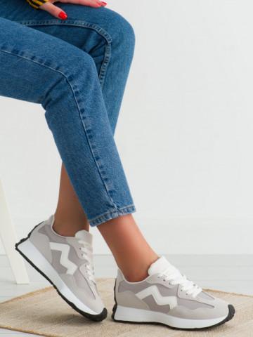 Pantofi sport cod BL208 Grey