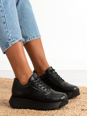 Pantofi sport cod C53 Black