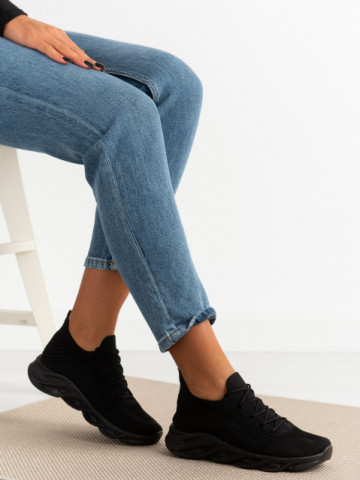 Pantofi sport cod D082 Black