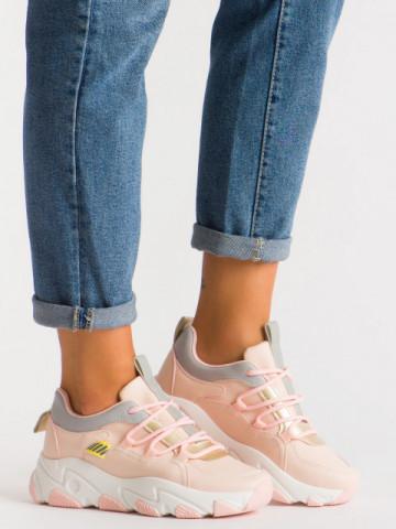 Pantofi sport cod D20 Pink
