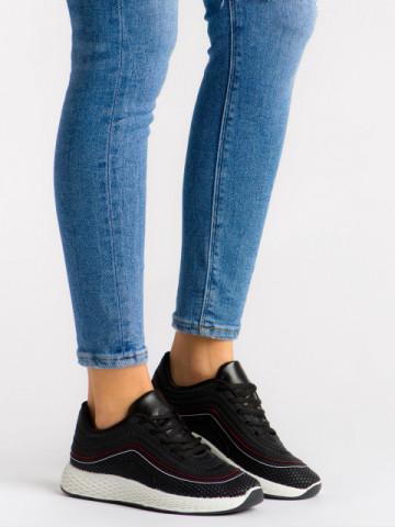 Pantofi sport cod G-205 Black