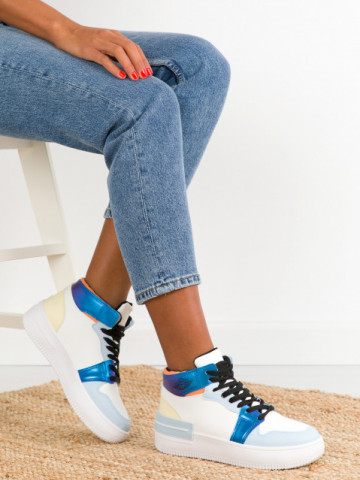 Pantofi sport cod GY619 Blue