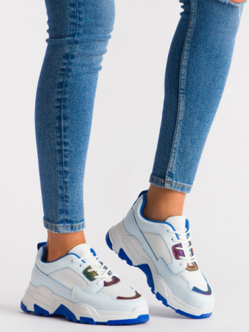 Pantofi sport cod KR004 Blue