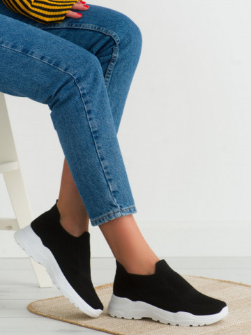 Pantofi sport cod LA172 Black
