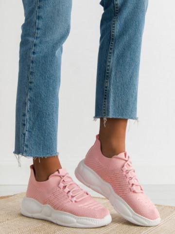 Pantofi sport cod LA40 Pink