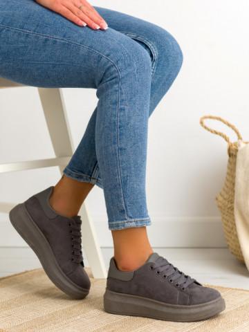 Pantofi sport cod MN509 Grey