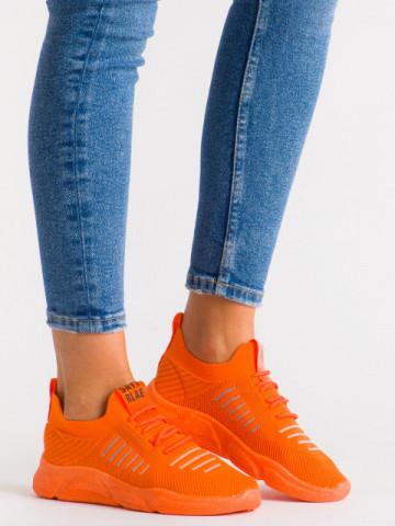 Pantofi sport cod NF11 Orange