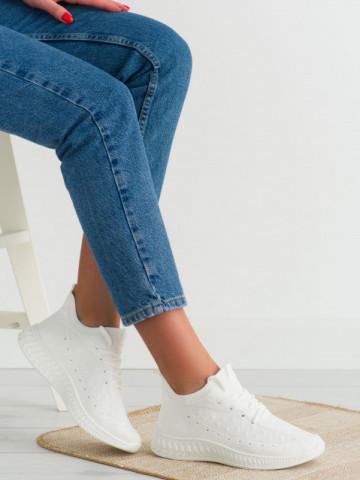 Pantofi sport cod PC01 White