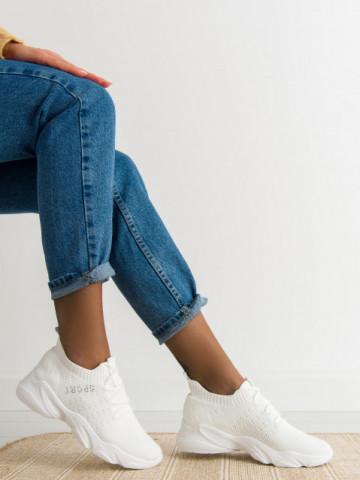 Pantofi sport cod RJD13 White