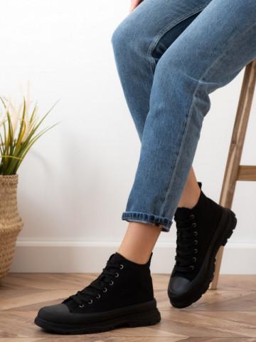Pantofi sport cod S012 All Black