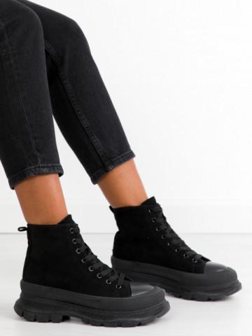 Pantofi sport cod S036 Black