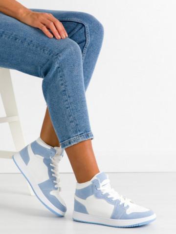 Pantofi sport cod X-2962 Light Blue