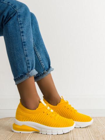 Pantofi sport cod X2903 Yellow