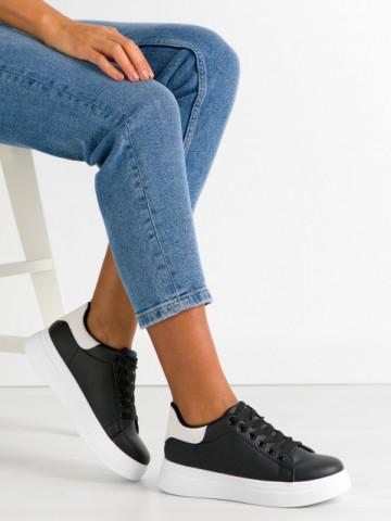 Pantofi sport cod X2931 Black