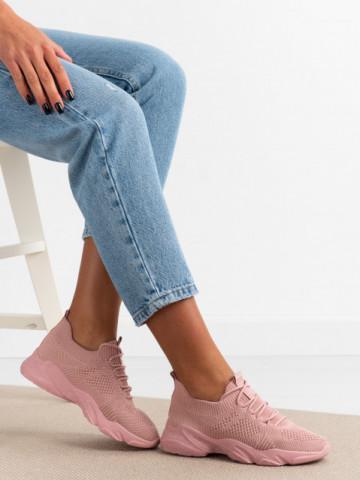 Pantofi sport cod X2958 Pink