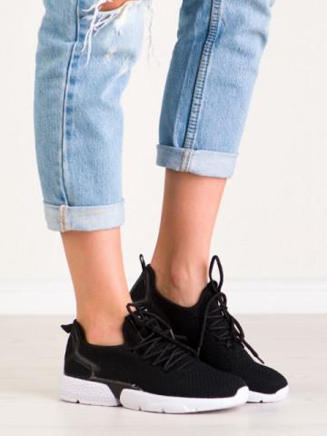 Pantofi sport cod YKQ23 Black