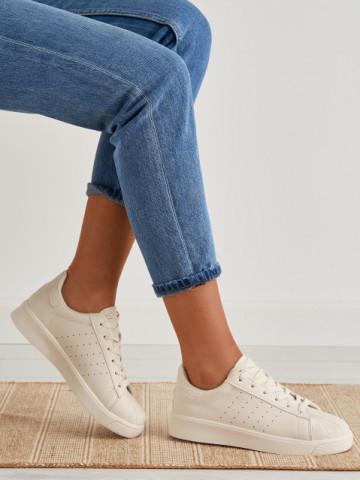 Pantofi sport cod YKQ230 Beige